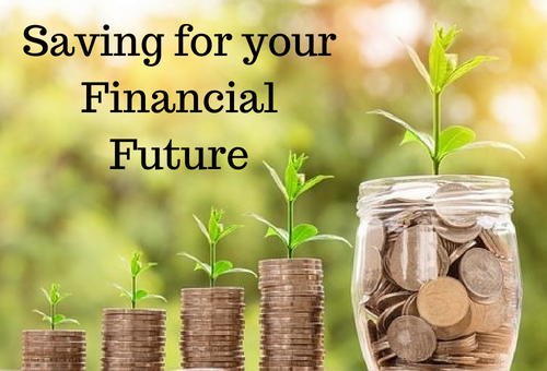 How can I save money for the future?