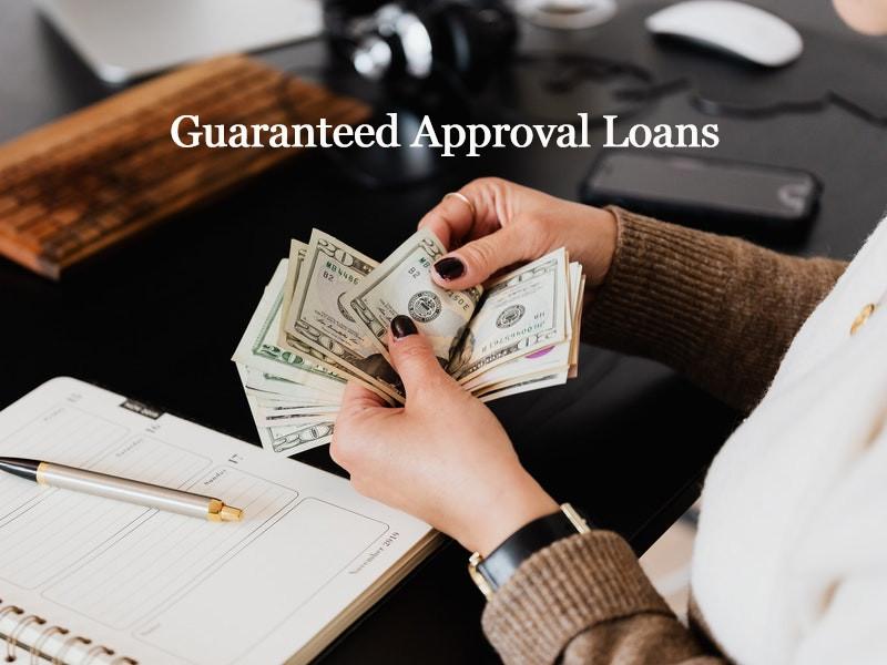 Guaranteed-Approval-Loans